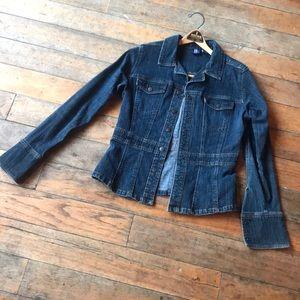 Adorable XL Denim Jacket 🧥